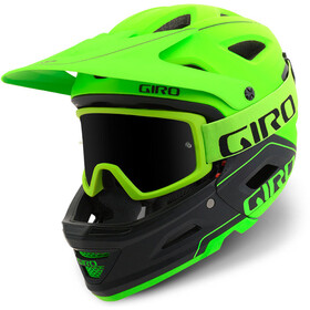 Giro Switchblade MIPS Casco, mat lime/black